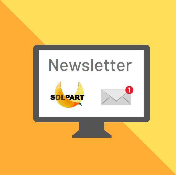 newsletter solpart